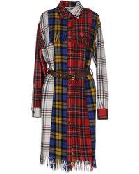 Moschino - Knee-length Dresses - Lyst