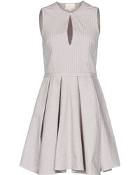 Boy by Band of Outsiders - Short Dresses - Lyst