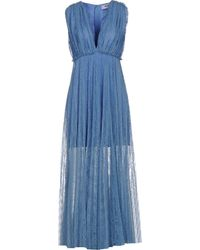 MSGM - Long Dress - Lyst