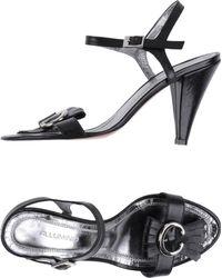 Alluminio - Sandals - Lyst