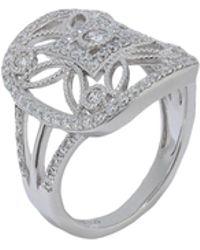 APPLES & FIGS Ring - Metallic