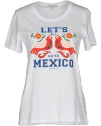 Rebecca Minkoff   T-shirt   Lyst