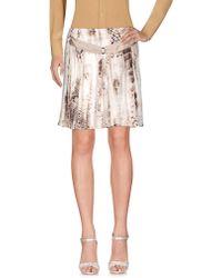 Guess - Mini Skirt - Lyst
