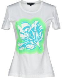 Jonathan Saunders - T-shirt - Lyst