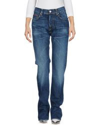 Care Label - Denim Pants - Lyst