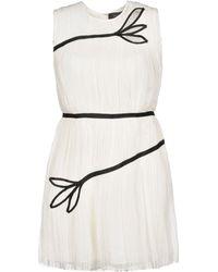 Thakoon - Short Dress - Lyst
