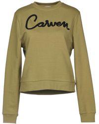 Carven - Sweatshirt - Lyst