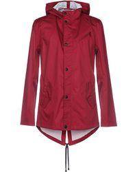Guess - Overcoat - Lyst