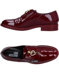 Love Moschino - Loafers - Lyst