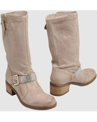 Janet & Janet - High-heeled Boots - Lyst