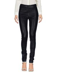 Karl Lagerfeld - Casual Pants - Lyst