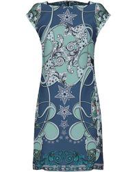 Versace - Kurzes Kleid - Lyst