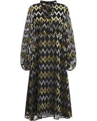 Traffic People - Knee-length Dress - Lyst