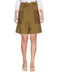 Jucca - Bermuda Shorts - Lyst