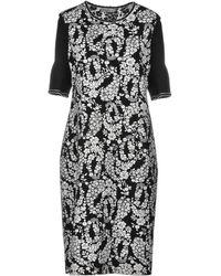 Stizzoli - Knee-length Dress - Lyst