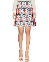 Maid In Love - Knee Length Skirt - Lyst