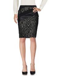 Carla Montanarini - Knee Length Skirts - Lyst