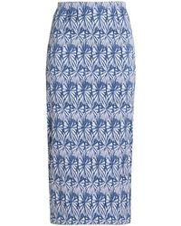 Wes Gordon - 3/4 Length Skirt - Lyst