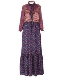Suoli - Long Dress - Lyst