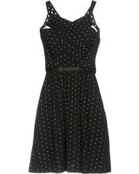 Guess - Short Dresses - Lyst