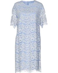 Blumarine - Short Dress - Lyst