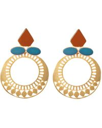Jude Benhalim - Earrings - Lyst