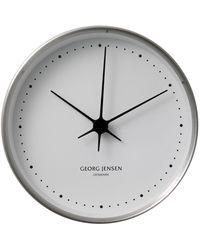 Georg Jensen - Wall Clock - Lyst