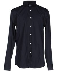 1abba9c8 Men's Ralph Lauren Black Label Shirts - Lyst
