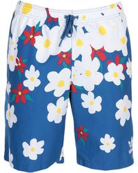 adidas Originals - Swim Trunks - Lyst