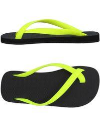 Danward - Toe Post Sandal - Lyst