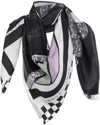Marc Jacobs - Square Scarf - Lyst