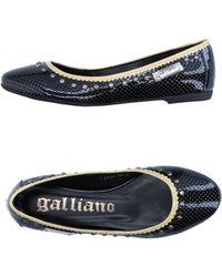 John Galliano - Ballet Flats - Lyst