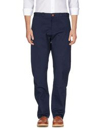 Bark - Casual Trousers - Lyst