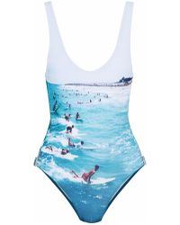 Orlebar Brown - One-piece Swimsuit - Lyst