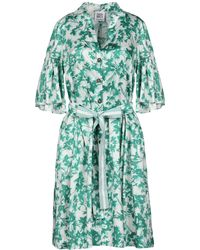 Cinzia Rocca - Knee-length Dress - Lyst