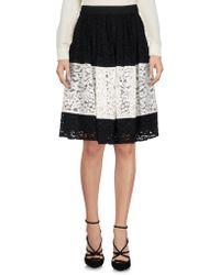 MAX&Co. - Knee Length Skirt - Lyst