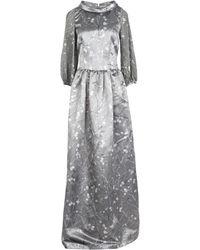 Roberta Scarpa - Long Dress - Lyst