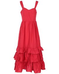 Brigitte Bardot - 3/4 Length Dress - Lyst