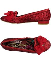Irregular Choice - Ballet Flats - Lyst