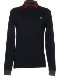 Fred Perry - Polo Shirt - Lyst