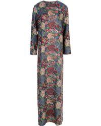 A.m. - Long Dress - Lyst