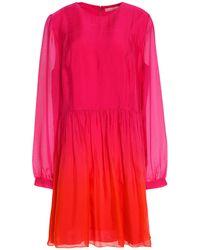 Matthew Williamson - Short Dress - Lyst