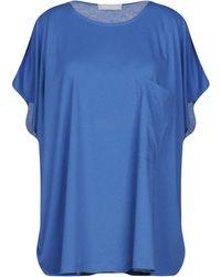 Stefanel - T-shirts - Lyst