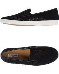 L.K.Bennett - Low-tops & Sneakers - Lyst