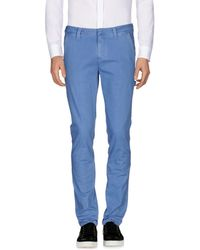 TRUE NYC - Casual Pants - Lyst