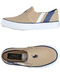 Ralph Lauren - Low-tops & Sneakers - Lyst