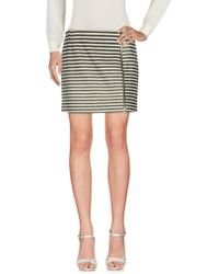 Bouchra Jarrar - Mini Skirt - Lyst