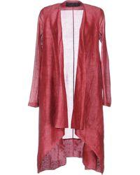 Donna Karan - Overcoat - Lyst