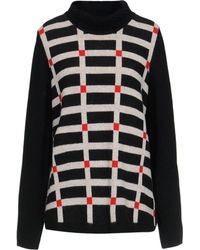 Fontana Couture - Turtleneck - Lyst