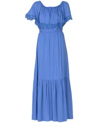 Care Of You - Long Dress - Lyst